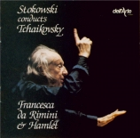 TCHAIKOVSKY - Stokowski - Francesca da Rimini, fantaisie pour orchestre