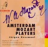 MOZART - Kussmaul - Symphonie n°29 K.201