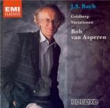 BACH - Asperen - Variations Goldberg, pour clavier BWV.988