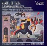 FALLA - Colomer - El sombrero de tres picos (Le tricorne)