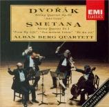 SMETANA - Alban Berg Quar - Quatuor à cordes n°1 'De ma vie'