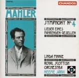 MAHLER - Järvi - Symphonie n°4