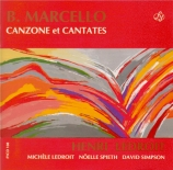 Canzone et cantates