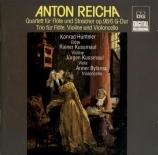 REICHA - Hünteler - Grand trio