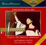 BELLINI - Votto - Norma (live Scala de Milan, 7 - 12 - 1955) live Scala de Milan, 7 - 12 - 1955