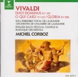 VIVALDI - Corboz - Dixit Dominus (Psaume 109) en ré majeur, pour soliste