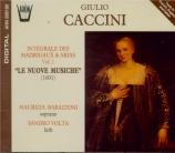 Intégrale des madrigaux et arias Vol.1