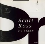 Scott Ross à l'orgue