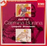ORFF - Stokowski - Carmina Burana