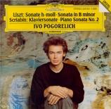 LISZT - Pogorelich - Sonate en si mineur, pour piano S.178
