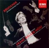 BRUCKNER - Welser-Möst - Symphonie n°7 en mi majeur WAB 107