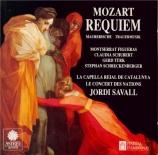 MOZART - Savall - Maurerische Trauermusik, musique maçonnique funéraire