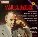 BARBER - Golschmann - Second essay for orchestra op.17