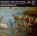 PALESTRINA - Herreweghe - Missa 'Viri galilaei'