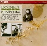 GUBAIDULINA - Hagen - Trio à cordes (1988)