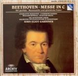 BEETHOVEN - Gardiner - Messe en ut majeur op.86