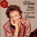 HAENDEL - Stutzmann - Airs d'opéras