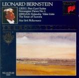GRIEG - Bernstein - Peer Gynt : suite n°1 op.46