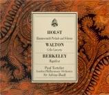 WALTON - Boult - Concerto pour violoncelle op.68