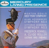 GOULD - Fennell - Symphonie n°4 'West Point'