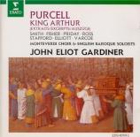 PURCELL - Gardiner - Roi Arthur : extraits