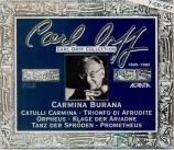 ORFF - Leitner - Carmina Burana