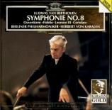 BEETHOVEN - Karajan - Symphonie n°8 op.93