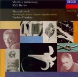 CHOSTAKOVITCH - Fischer-Dieskau - Suite pour basse et orchestre sur des