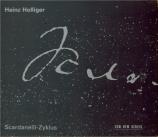 HOLLIGER - Holliger - Scardanelli-Zyklus