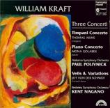 KRAFT - Nagano - Concerto pour timbales et orchestre