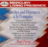 Marches et ouvertures à la française