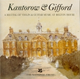 Kantorow & Gifford Duo at Belton House