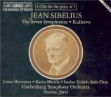 SIBELIUS - Järvi - Symphonie n°7 op.105