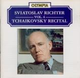 Tchaikovsky Recital