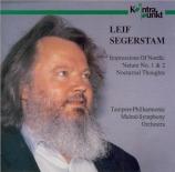 SEGERSTAM - Segerstam - Impressions of nordic nature n°1