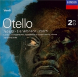 VERDI - Erede - Otello, opéra en quatre actes