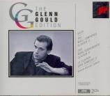 BACH - Gould - Le clavier bien tempéré, Livre 2 BWV 870-893