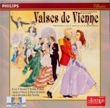 STRAUSS - Nuvolone - Walzer aus Wien (Valses de Vienne), opérette (compo