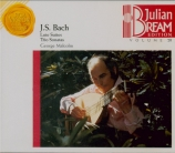 BACH - Bream - Suite pour luth seul en mi mineur BWV.996