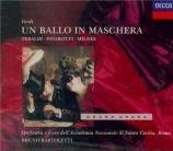 VERDI - Bartoletti - Un ballo in maschera (Un bal masqué), opéra en troi