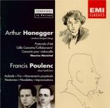 Arthur Honegger dirige - Francis Poulenc joue