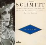 SCHMITT - Mercier - Salammbô, trois suites d'orchestre op.76