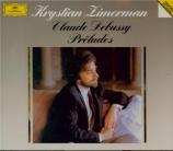 DEBUSSY - Zimerman - Préludes I, pour piano L.117
