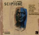 HAENDEL - Rousset - Publio Cornelio Scipione, opéra en 3 actes HWV.20