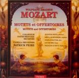 MOZART - Peire - Veni Sancte Spiritus, pour quatre voix et orchestre K.4