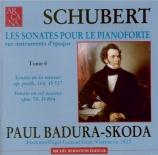 Sonates pour le piano-forte Vol.6