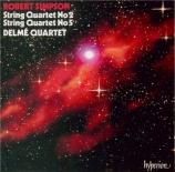 SIMPSON - Delmé String Qu - Quatuor à cordes n°2