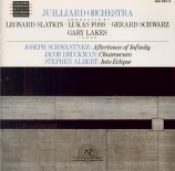 ALBERT - Juilliard Orche - Into Eclipse