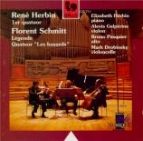 SCHMITT - Herbin - Légende op.66