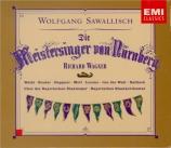 WAGNER - Sawallisch - Die Meistersinger von Nürnberg (Les maîtres chante